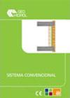 Sistema Convencional: fábricas confinadas entre forjados
